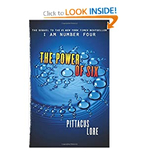 The Power of Six (Lorien Legacies) download