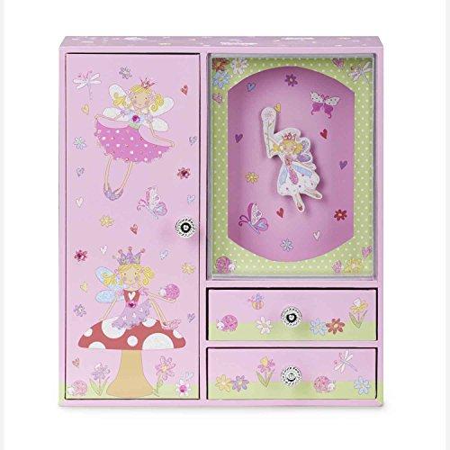 Boîte à bijoux musicale - Commode de Fée - Coffret Bijoux enfant - Lucy Locket