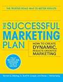 img - for By Roman Hiebing - The Successful Marketing Plan: How to Create Dynamic, Results Ori (4th Edition) (2011-10-21) [Paperback] book / textbook / text book