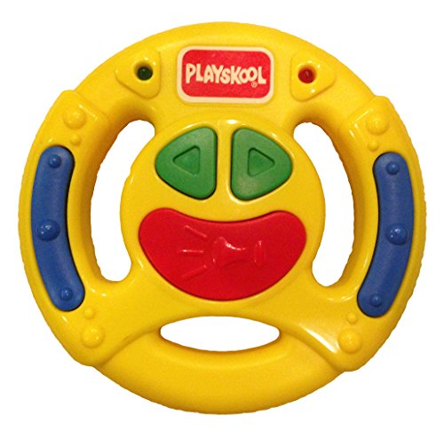 Playskool Steering Wheel Toy With Sounds