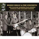 Six Classic Albums [Audio CD] Buddy Holly
