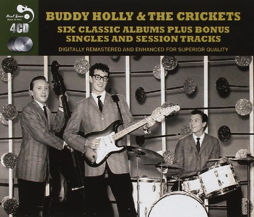 Buddy Holly - 6 Classic Albums - Buddy Holly - Zortam Music