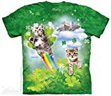 Green Irish Fairy Kittens by The Mountain - Adult & Youth Sizes
