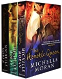 Michelle Moran Michelle Moran Collection 3 Books Set Pack RRP: £ 23.97 (Nefertiti, The Heretic Queen, Cleopatra's Daughter) (Michelle Moran Collection)
