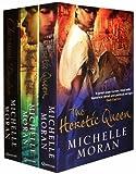 Michelle Moran Michelle Moran Collection 3 Books Set Pack RRP: £ 23.97 (Nefertiti, The Heretic Queen, Cleopatra's Daughter) (Michelle Moran Collection)