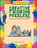 img - for Dr. Funster's Creative Thinking Puzzlers: Level C1, Grades 9-12 book / textbook / text book