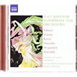 Ballades for Saxophone & Orchestra