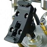 20.5-24.5mm Motorcycle Bike Fork Stem Yoke Mount for Garmin Zumo 340LM, 350LM, 390LM