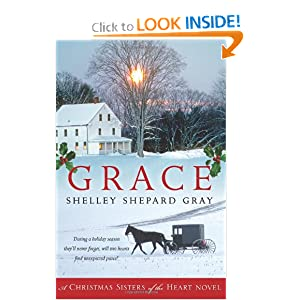 Grace: A Christmas Sisters of the Heart Novel