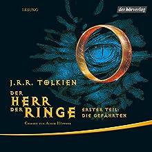 Die Gefährten (Der Herr der Ringe 1) (       ungekürzt) von J.R.R. Tolkien Gesprochen von: Achim Höppner