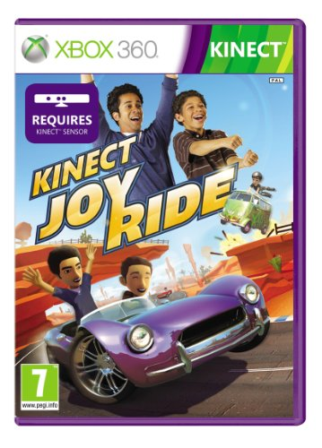 Microsoft Kinect Joy Ride  Kinect Compatible