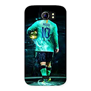 Cute Ten Of Sports Back Case Cover for Micromax Canvas 2 A110