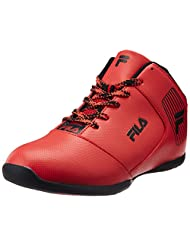 Fila Men's Zoom On Rubber Basketball Shoes