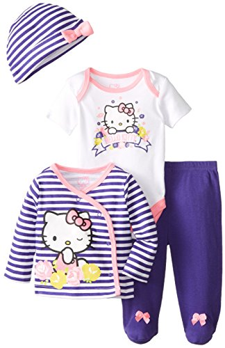 Hello-Kitty-Baby-Girls-4-Piece-Set