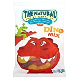 The Natural Confectionery Company Jelly Dinosaurs Mix Bag 6x200g