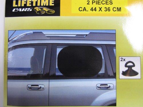 Sonnenschutz 2tlg. für Auto