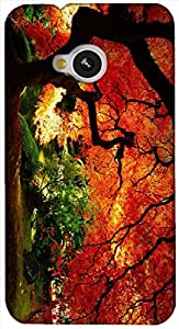 Timpax protective Armor Hard Bumper Back Case Cover. Multicolor printed on 3 Dimensional case with latest & finest graphic design art. Compatible with HTC M7 Design No : TDZ-25438