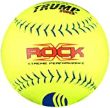 Trump® X-ROCK-CLAS-Y The Rock® Series 12 inch 40/325 USSSA Composite Leather Softball (Sold by the DZ.)