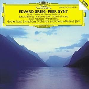 Grieg : Peer Gynt (extraits)