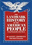 The Landmark History of the American People (Two Volume Set, Newly Revised and Updated) (0394891201) by Daniel J. Boorstin