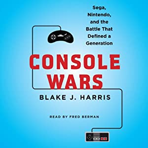 Console Wars Audiobook
