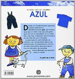 Manualidades De Colores Azul/ Handcrafts of Blue Colors