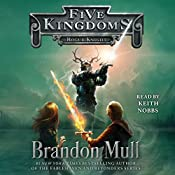 Rogue Knight: Five Kingdoms, Book 2 | [Brandon Mull]