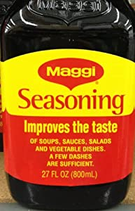 Maggi Seasoning 27fl.oz.(800ml)