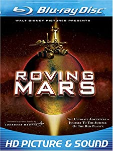 Roving Mars [Blu-ray] (Bilingual)
