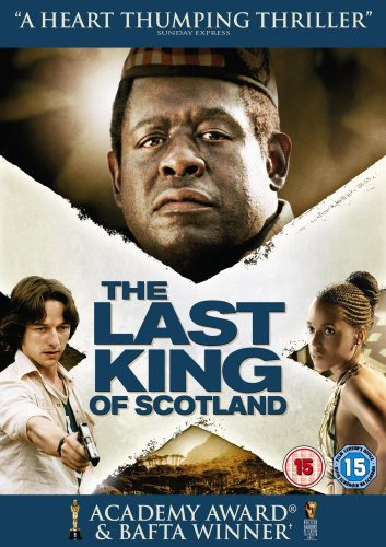 The Last King of Scotland Cover