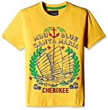 Cherokee Boys' Polo (266024632_Yellow_8 - 9 years)