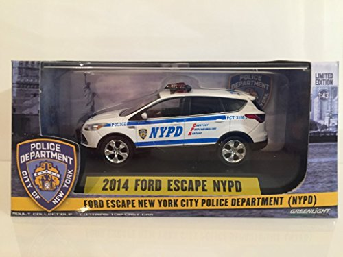 ford-escape-new-york-police-department-2014-diecast-model-car