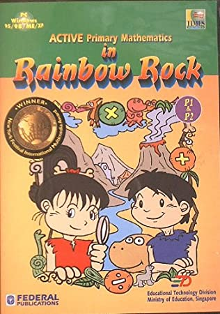 ACTIVE Primary Mathematics in Rainbow Rock