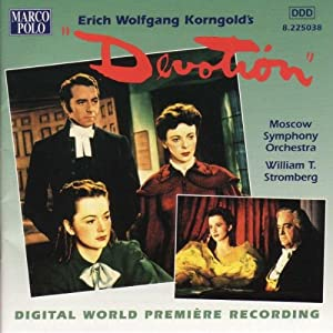 Korngold Devotion Film Score by Marco Polo