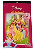 Disney Princess Stickerland (booklet of 270+ mini stickers)