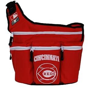 Diaper Dude Cincinnati Reds Diaper Bag