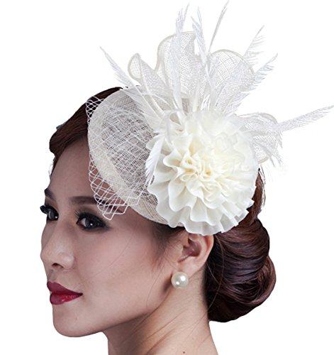Fascigirl Cocktail Fascinator Hat Sinamay Pillbox Hat ...