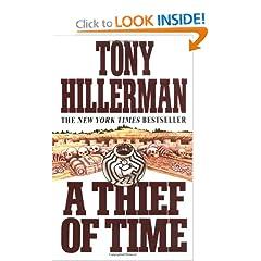 A Thief of Time (Joe Leaphorn/Jim Chee Novels)