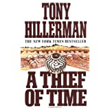 A Thief of Time (Joe Leaphorn/Jim Chee Novels) ~ Tony Hillerman