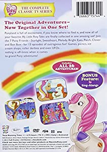 My Little Pony Tales: The Complete Series [Region 1]