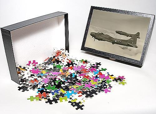 Photo Jigsaw Puzzle of Two Boeing B-17E Flying Fortress, 41-9131 and 41-9141