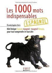 Les 1000 mots indispensables en espagnol