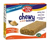 51Aom k8ksL. SL160  Enjoy Life Sunbutter Crunch Chewy On The Go Bars, Gluten, Dairy &amp; Nut Free, 5 Ounce Boxes (Pack of 6) Reviews