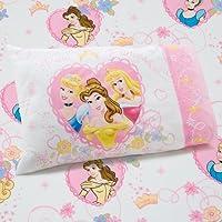 Disney Princess Castle Dreams 2-Piece Sheet Set by Crown Crafts