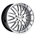 TSW Alloy Wheels Snetterton Hyper Silver Wheel (19×8″/5×114.3mm)