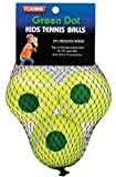 Tourna Green Dot Tennis Balls (3-Pack)
