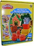 Play-Doh - Fairy Tales Set - The Story of the Three Little Pigs