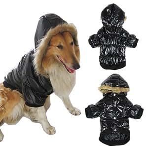 Amazon.com : Platinum Pets Dog Winter Dog Coat, X-Small