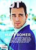 [BRAND NEW! STILL FACTORY SEALED!] Matt Bomer ( - LADY GAGA 2ND MOST INFLUENTIAL ICON OF DECADE- TIME MAGAZINE