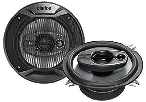 "Clarion SRQ1331R 5-1/4"" 3-Way Speaker System"